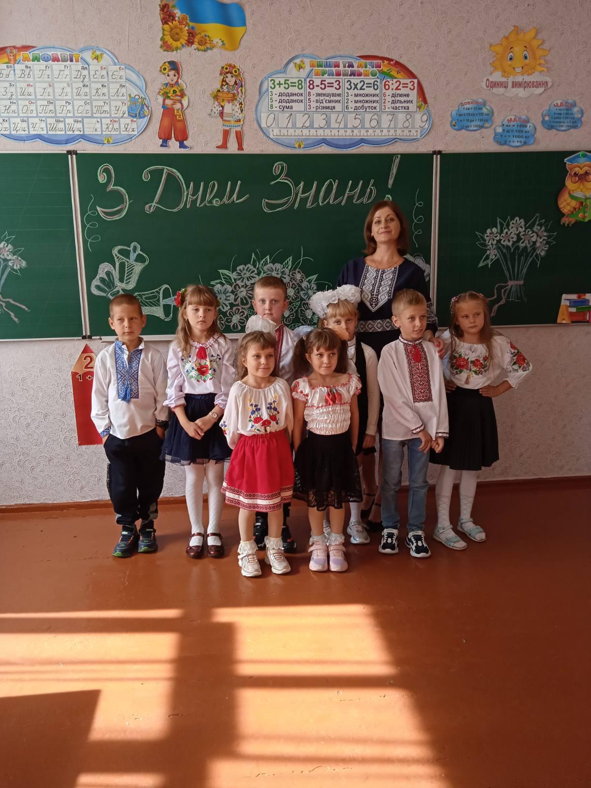 2 клас